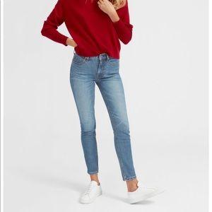 everlane mid-rise skinny jean